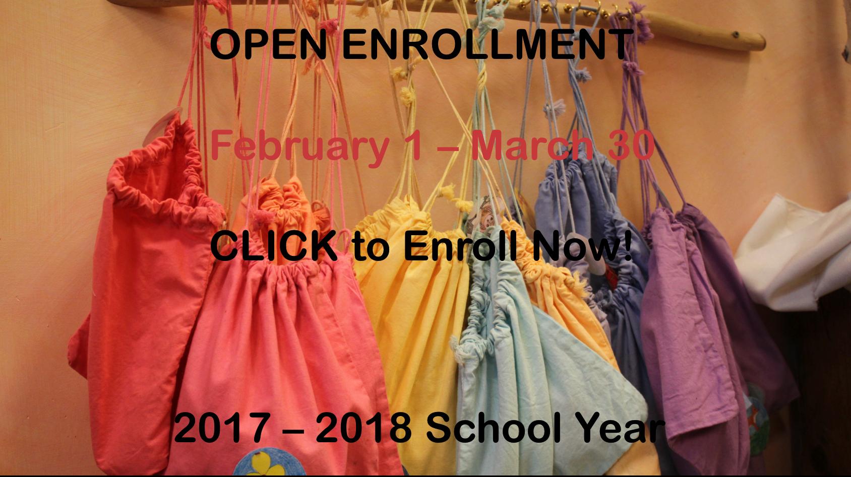 enrollment-open